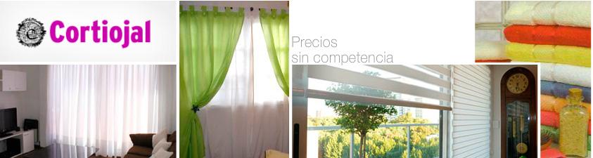 Cortiojal fabrica de cortinas listas para colgar cortina for Sistemas para colgar cortinas